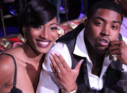 Erica & Lil' Scrappy In Love